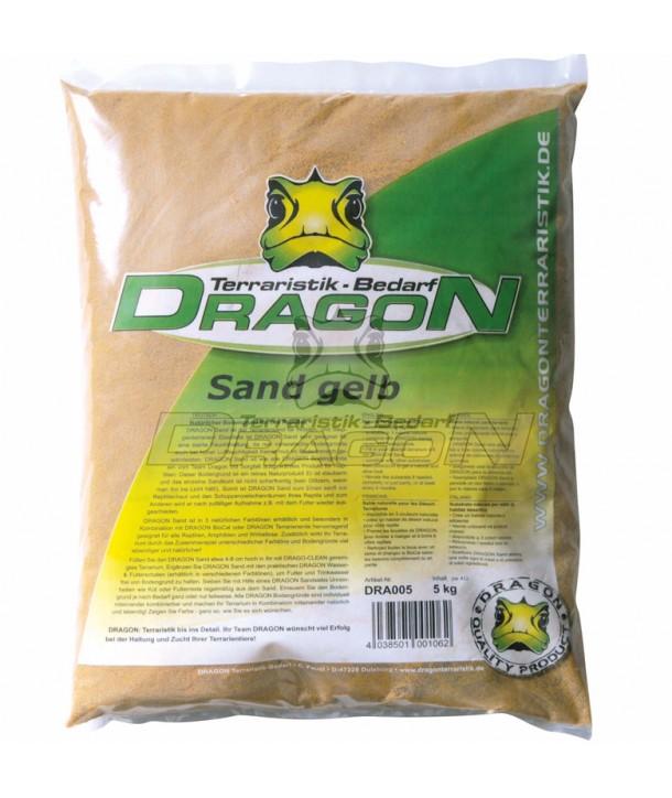 Sand amarilla 5kg Dragon